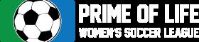 Prime of Life Women's Soccer Leagu – San Diego Logo